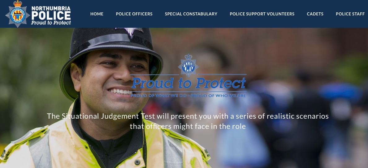Serving Police Officers Failing Police Online Assessment Tests?